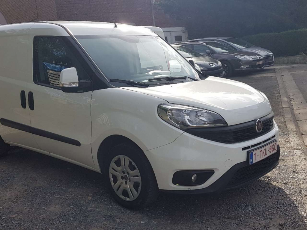 Fiat Doblo 1.3 Multijet Easy